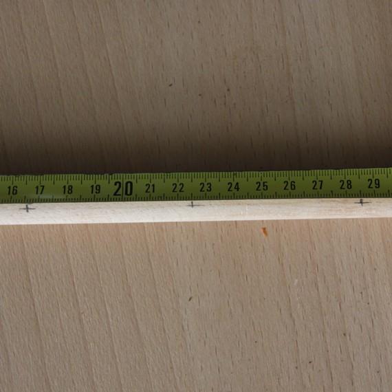 Marquage de 6cm en 6cm