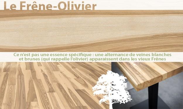 Panneaux Frene-Olivier La Fabrique a Bois