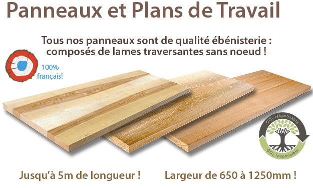Bois Sur Mesure En Direct De Producteurs Francais La Fabrique A Bois